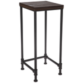 Metal Pipe Plant Stand