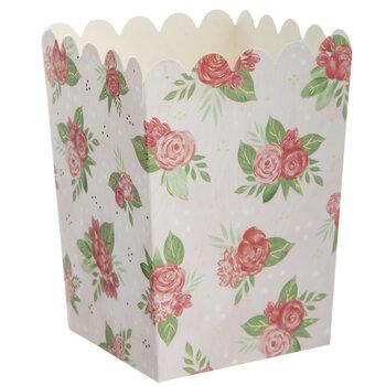 Floral Favor Box