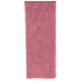 Pink Fringe Table Runner