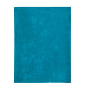 "Turquoise Felt Sheet - 9"" x 12"" x 1mm"