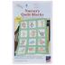 Forest Friends Nursery Cross Stitch Quilt Blocks Kit