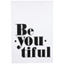 Be You Tiful Canvas Wall Decor