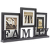 Family Wood Collage Frame