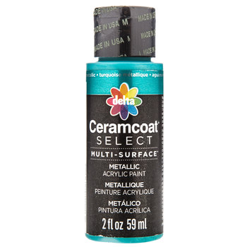 Ceramcoat Select Multi-Surface Metallic Paint