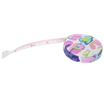 Patterned Tape Measure - 60""