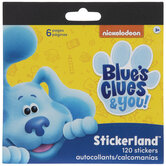 Blue's Clues & You Stickerland Stickers