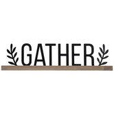 Gather Branch Wood Decor