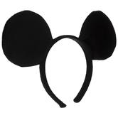 Black Mickey Mouse Headband