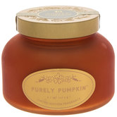 Purely Pumpkin Frosted Jar Candle