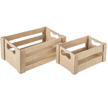 Wood Box Set