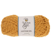 Mustard Yarn Bee Cotton XXL Yarn