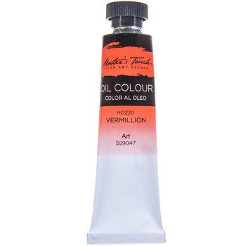 Vermilion Master's Touch Oil Paint - 1.7 Ounce