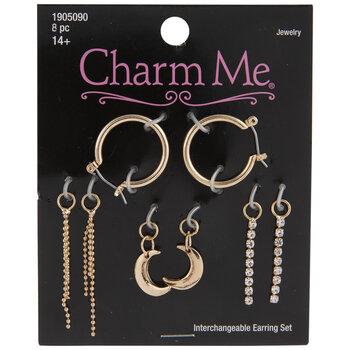 Earrings & Drop Charms