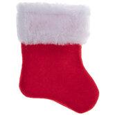 Red & White Mini Stockings