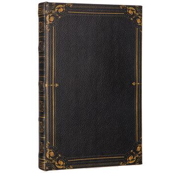 Black Scroll Edge Book Box