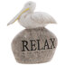 Relax Pelican On Stone