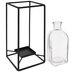 Glass Vase With Black Frame - Large
