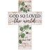 John 3:16 Cross Magnet