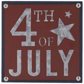4th Of July Wood Decor