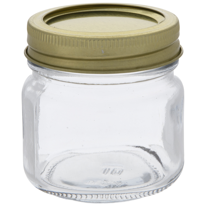 Glass Mason Jar 8 Ounce Hobby Lobby 80731557