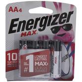 MAX Power Seal Batteries - AA