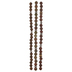 Red & Green Stone Bead Strands