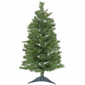 Fancy Pine Christmas Tree - 3'