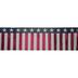 Stars & Stripes Fringe Banner