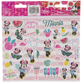 Tropical Minnie Mouse Stickers