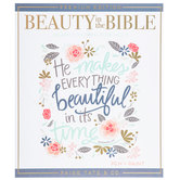 Beauty In The Bible Coloring Book: Volume 3