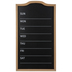 Weekly Calendar Chalkboard
