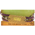 Plum Braided Leather Wrap