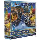 Round Trip Polar Express Puzzle