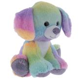 Rainbow Sherbet Dog Plush