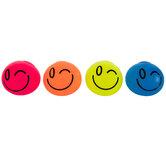 Neon Winky Face Splat Balls