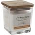 Madagascar Vanilla & Cedar Wickology Jar Candle
