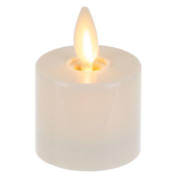 Ivory Luminara Tea Light LED Candles