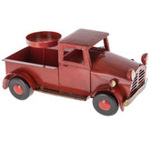 Metal Truck Candle Holder