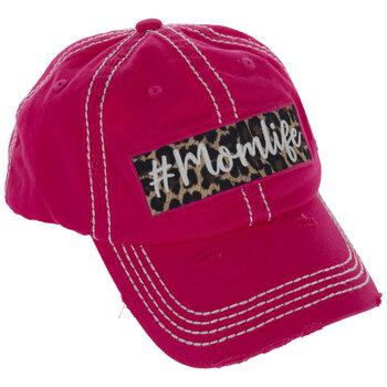 Hashtag Mom Life Baseball Cap