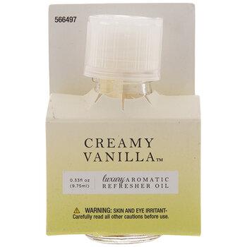 Creamy Vanilla Refresher Oil