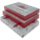 Wintery Barn Gift Boxes