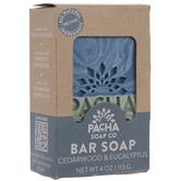 Pacha Cedarwood & Eucalyptus Soap Bar