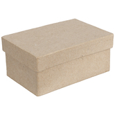 Rectangle Paper Mache Boxes
