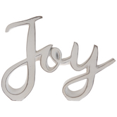 Antique White Joy Decor