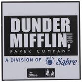 The Office Dunder Mifflin Wood Decor