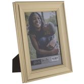"""Metallic Gold Beveled Frame - 5"""" x 7"""""""