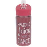 Sparkle Juice Makes Me Dance Water Bottle
