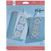 Sparkle Bookmarks Diamond Art Kit