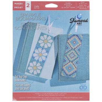 Sparkle Bookmarks Diamond Art Kit