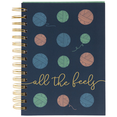 All The Feels Yarn Notebook